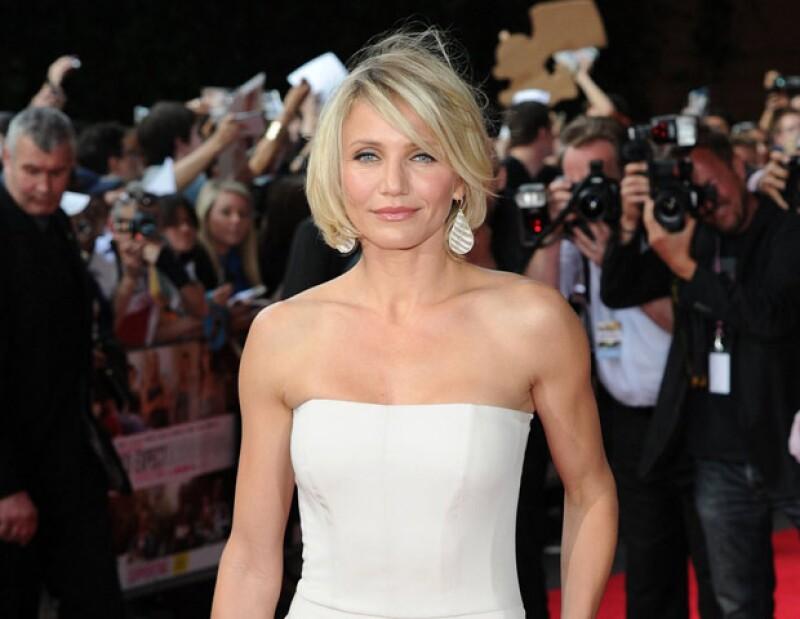 La actriz estadounidense sostuvo a la publicación &#39Max&#39 que el tener varios encuentros sexuales es bueno para la salud.