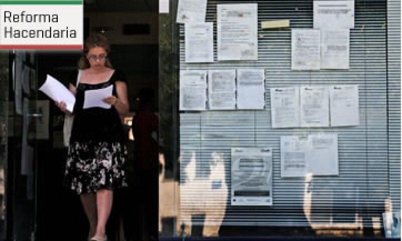 De aprobarse la propuesta del Gobierno federal, el seguro de desempleo consistiría en un máximo de seis pagos mensuales.  (Foto: Especial)