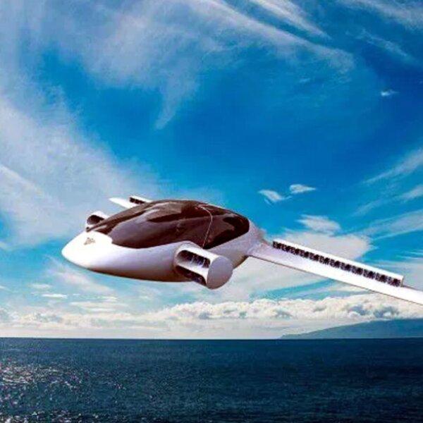 La nave necesita un área plana de 15 metros por 15 metros para despegar y aterrizar.