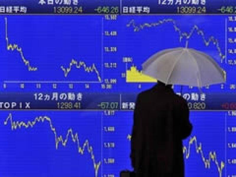 La crisis económica mundial ha puesto en riesgo a varios negocios japoneses.  (Foto: Archivo)