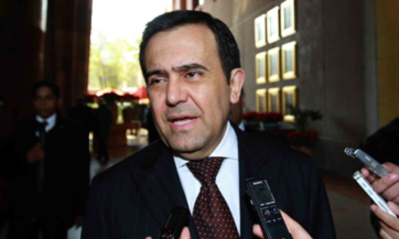 El secretario de Economía, Ildefonso Guajardo, encabezará las reuniones con las organizaciones. (Foto: Notimex)
