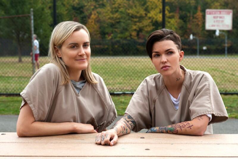 Ruby Rose es la nueva reclusa en la prisión de Litchfield en la serie de Netflix que está dando de qué hablar, ¿por?