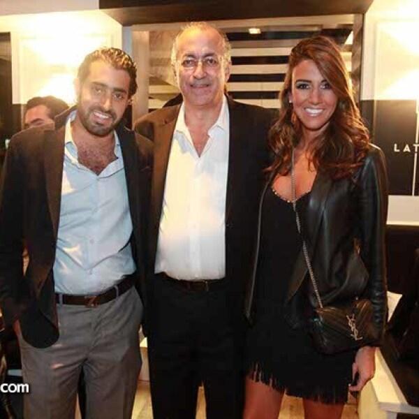 Carlos,Carlos y Roberta Hakim