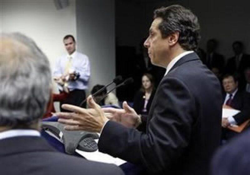 Andrew Cuomo dijo que las políticas de Intel violaron leyes estatales y federales antimonopolio. (Foto: Reuters)
