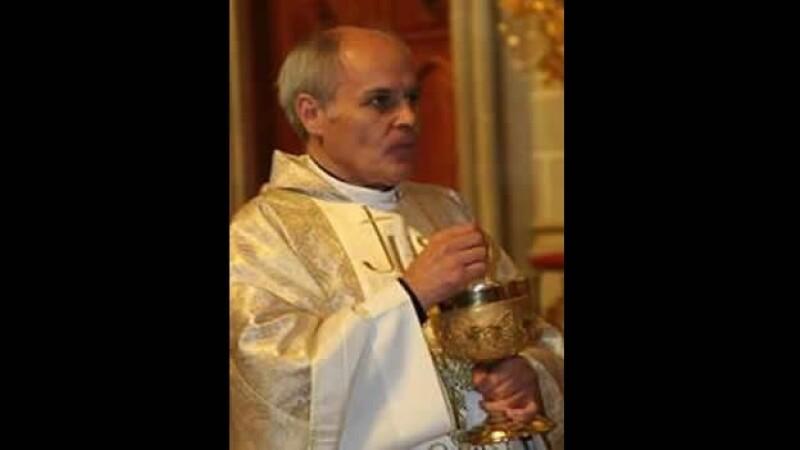 El sacerdote Francisco Gutiérrez Díaz, que desapareció el lunes tras oficiar misa en Salvatierra, Guanajuato