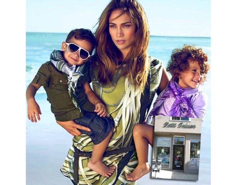 Jennifer Lopez es de las mamás más consentidoras de Hollywood.
