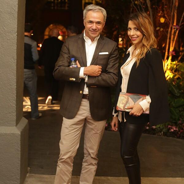 Moises Zaga y Ariana Birman