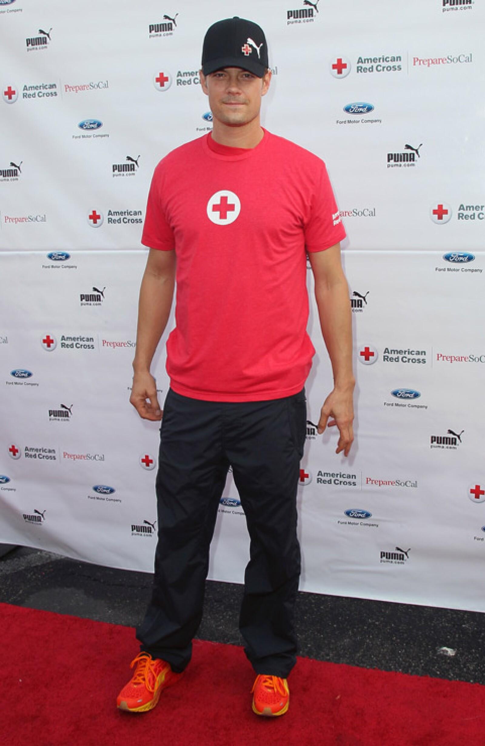Josh Duhamel