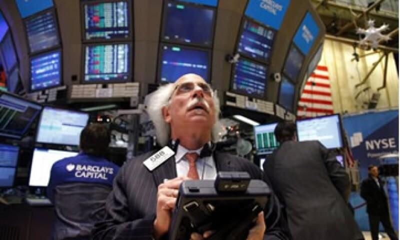 Altas ganancias en los papeles bancarios empujaron al mercado estadounidense. (Foto: AP)