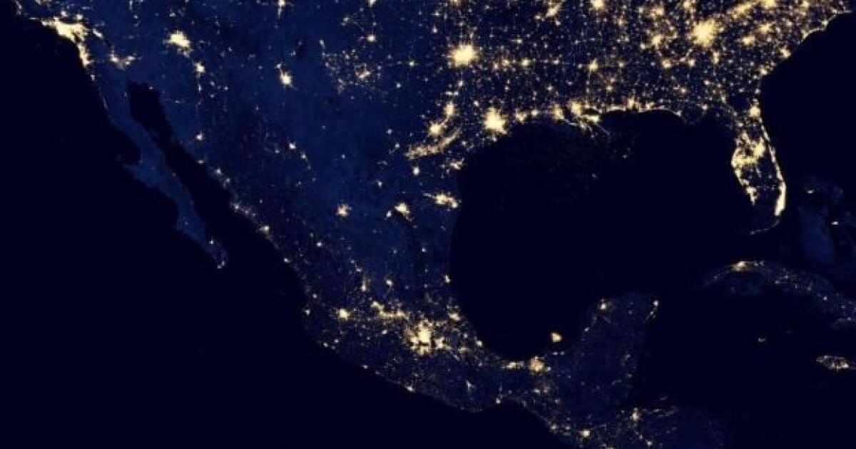 Google Muestra A Través De Sus Mapas Una Visión Nocturna Del Planeta