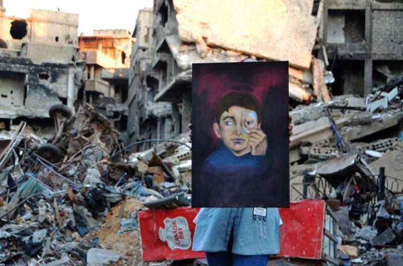 ONU Siria armas quimicas terrorismo rebeldes