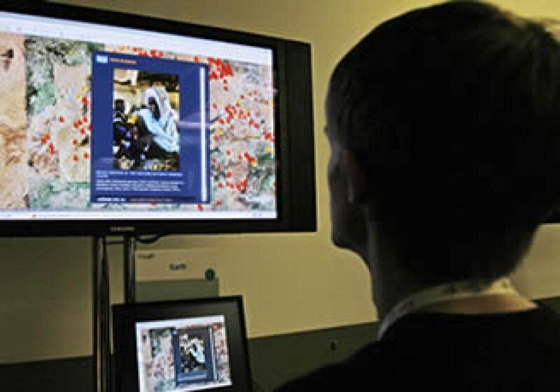 Los espías emplean herramientas como Google Earth en sus labores de observación. (Foto: AP)