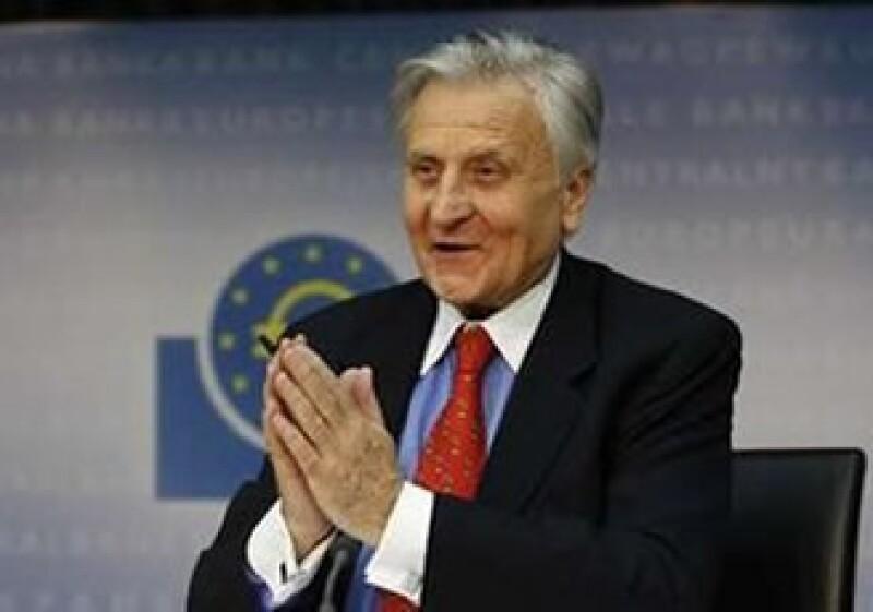 Jean Claude Trichet, líder del BCE, también alentó discretamente a Irlanda para que aceptara la ayuda económica de la Unión Europea. (Foto: Reuters)