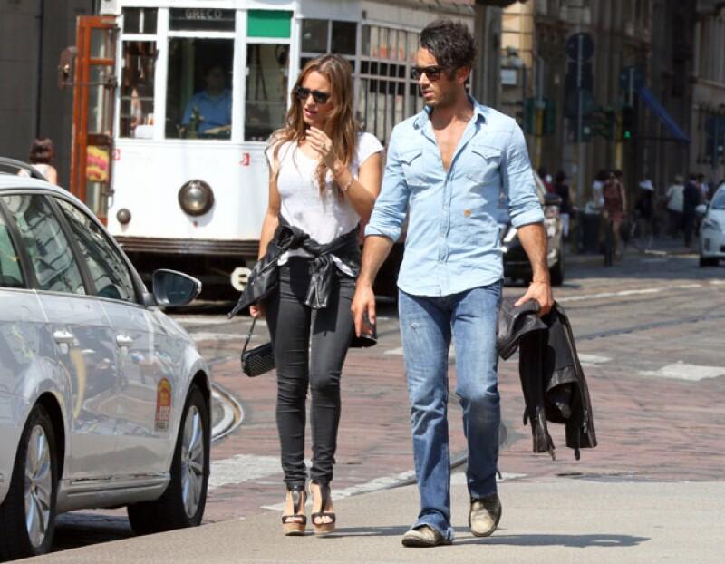 La pareja asistió a la gala de la Fundación del Príncipe Alberto II de Mónaco y aprovecharon para pasear en el país europeo y descansar de la rutina.