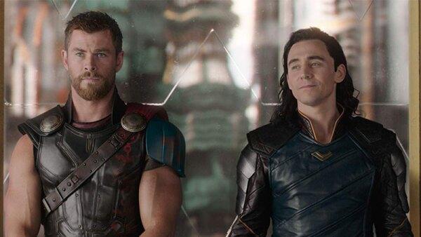 Thor y Loki