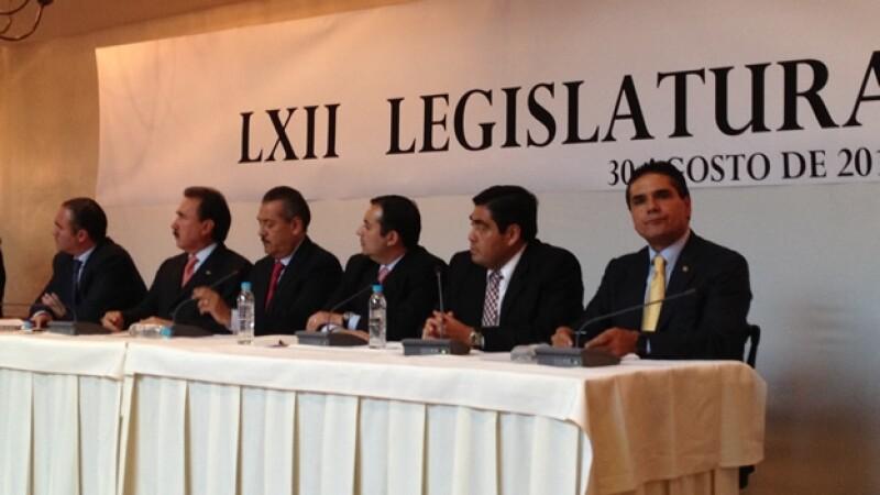 coordinadores parlamentarios