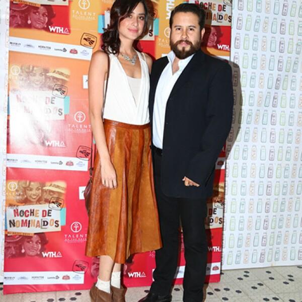 Marina Victoria y Andrés Martínez