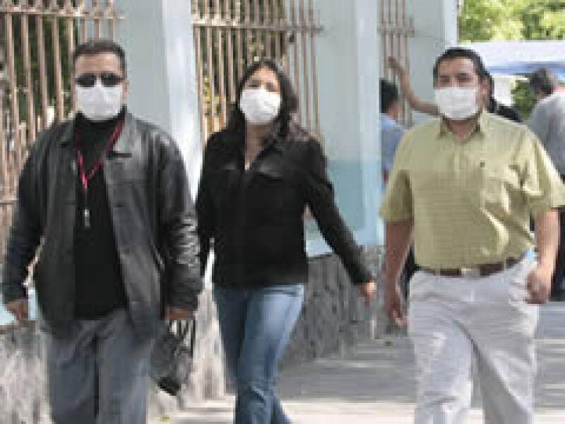 Los casos de influenza en el mundo van al alza. (Archivo)