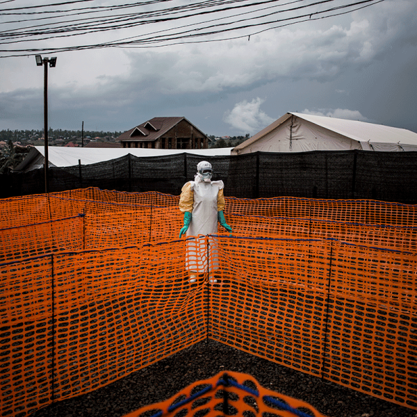 Fighting Ebola and Conflict
