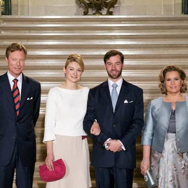 monarquía de Luxemburgo