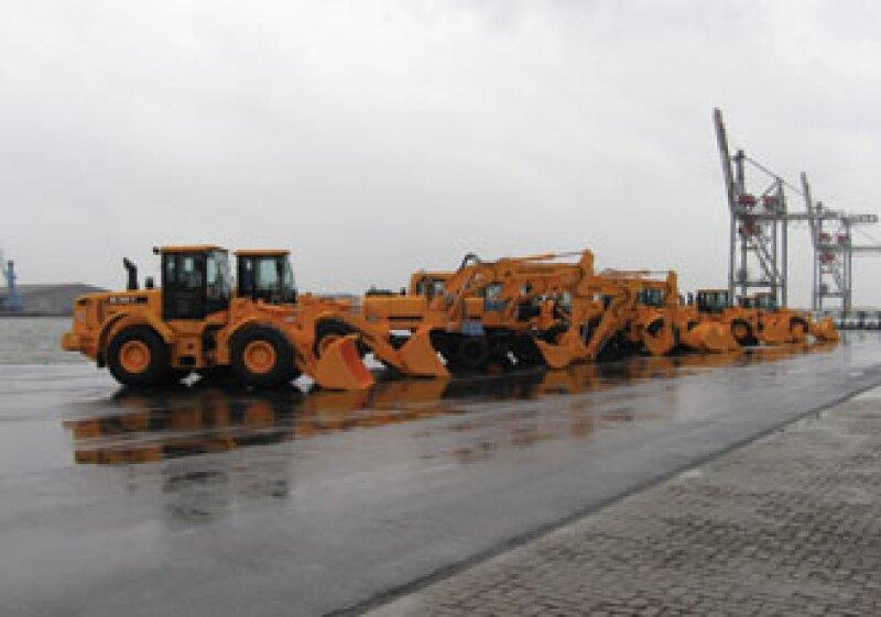 La maquinaria de construcción importada no impactó en el crecimiento (INEGI). (Foto: Cortesía Stock XCHNG)