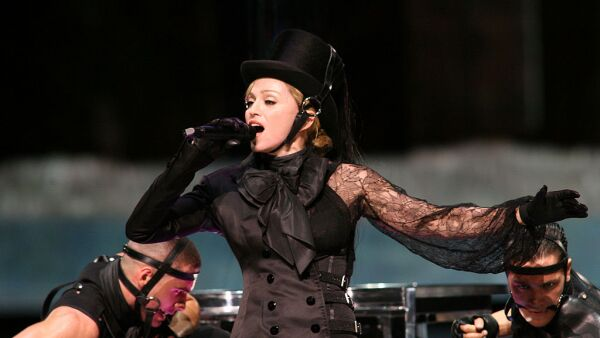 Madonna Performs At American Airlines Arena