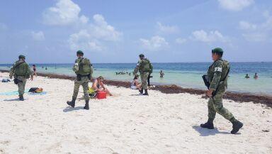 Militares-Playa