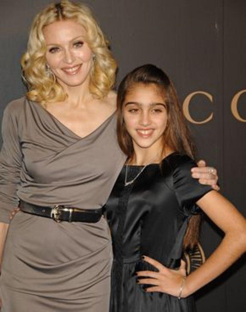 La hija de Madonna se inscribió en la Professional Children´s School, en Nueva York.