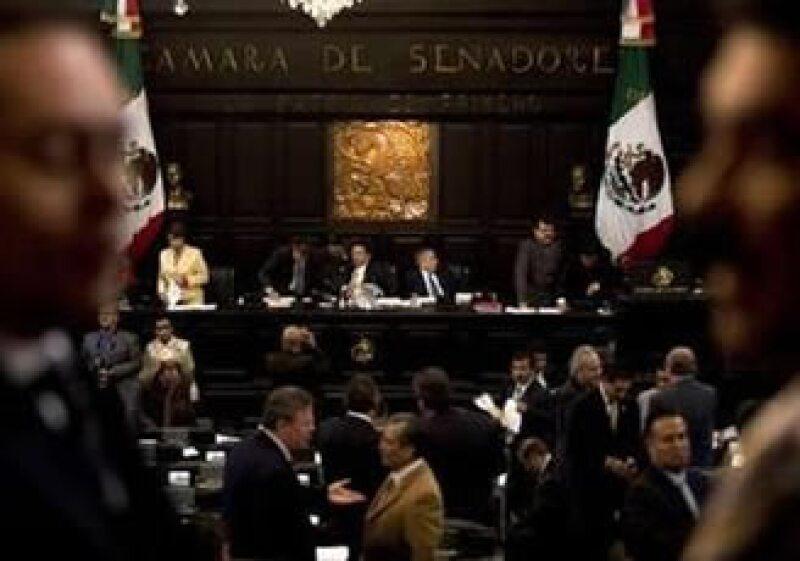 Senado tiene hasta el 31 de octubre para aprobar los cambios fiscales (Foto:Archivo)