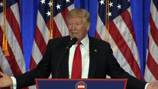 Donald Trump responde a reportes de espionaje Ruso