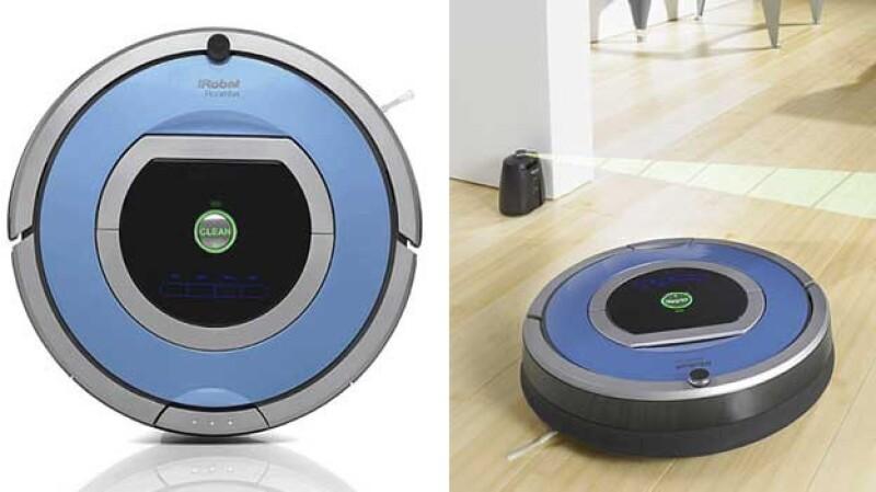 Roomba robot de limpieza de piso