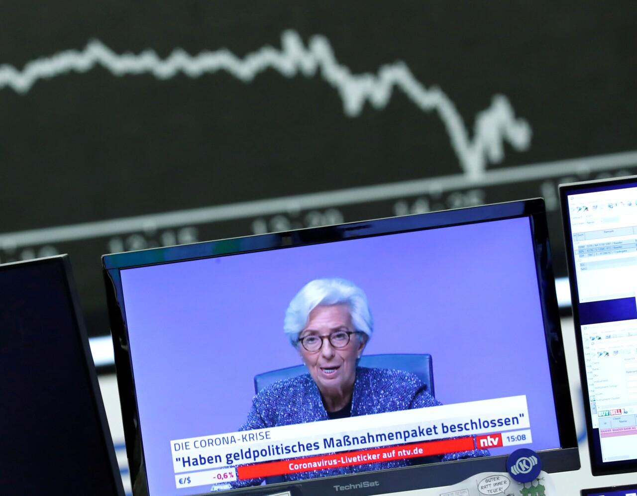 El Banco Central Europeo promete más estímulos a la eurozona