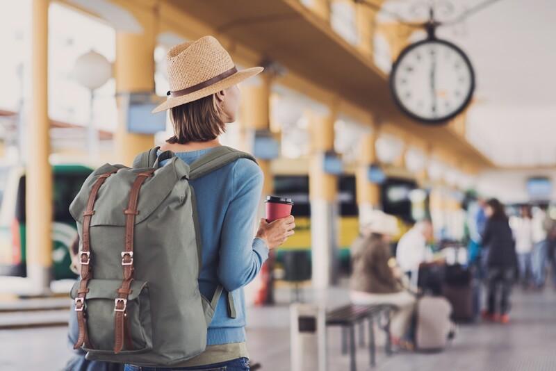 Estar de viaje