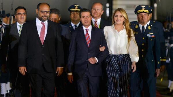 Peña Nieto presume los logros de su gobierno en la Cumbre de las Américas