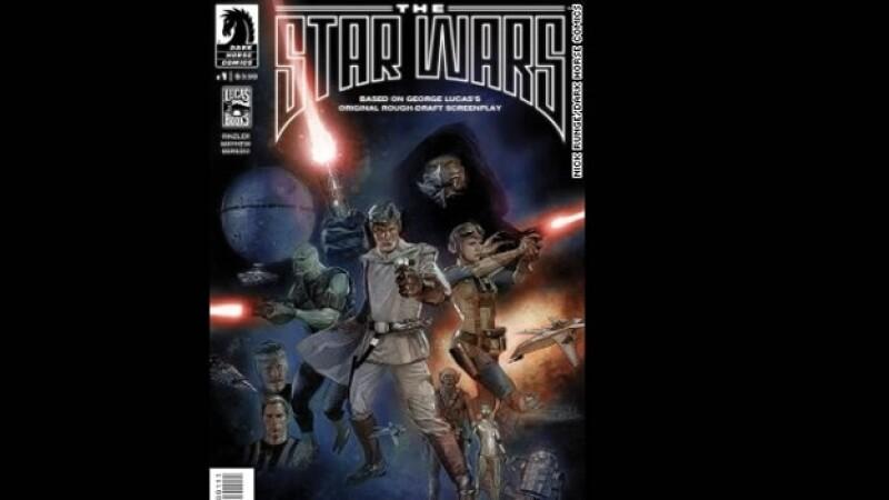 star wars cover comic