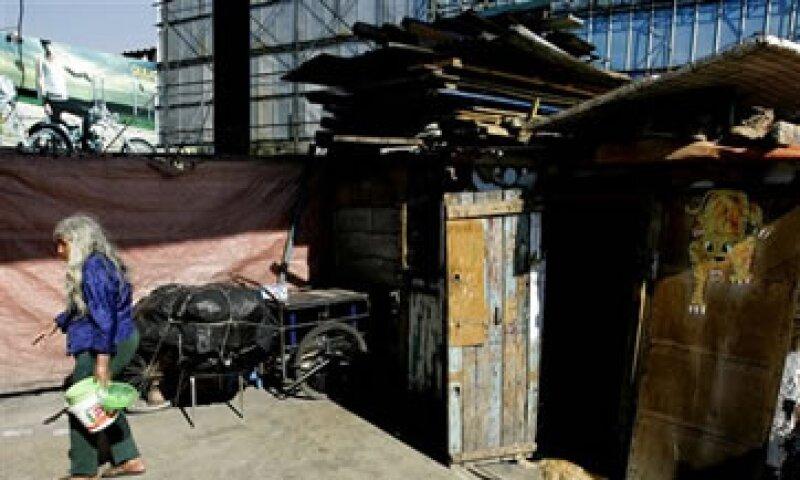 En México un 46.2% de la población vive en la pobreza, lo que equivale a 52 millones de personas. (Foto: AP)