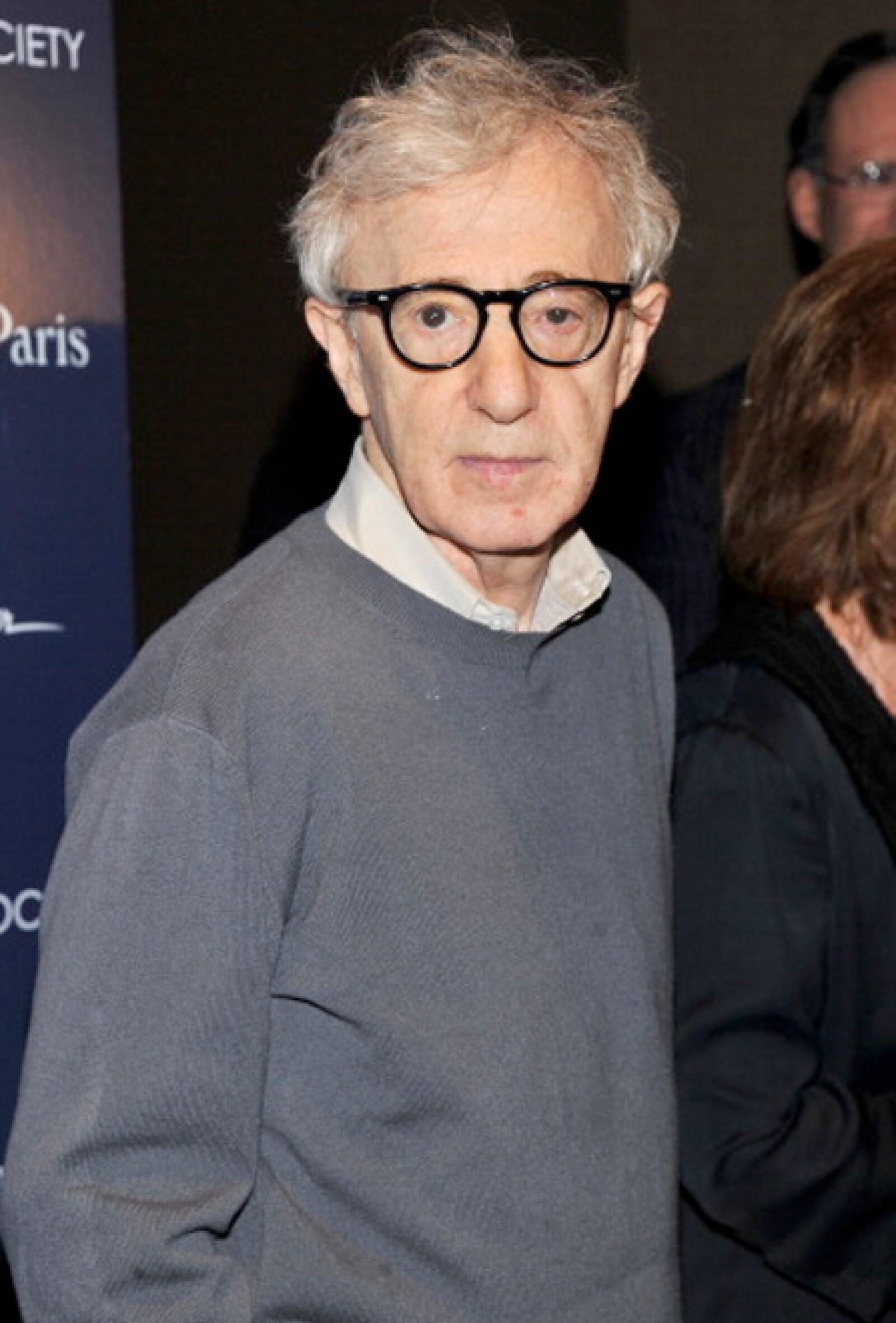 El director Woody Allen cumplió 71 años el primer día del mes.