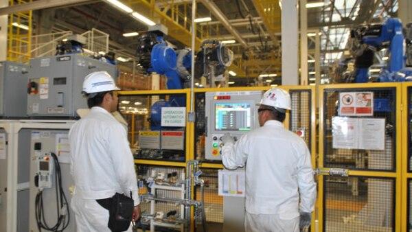 2,100 personas laboran en la planta, 25% son mujeres.