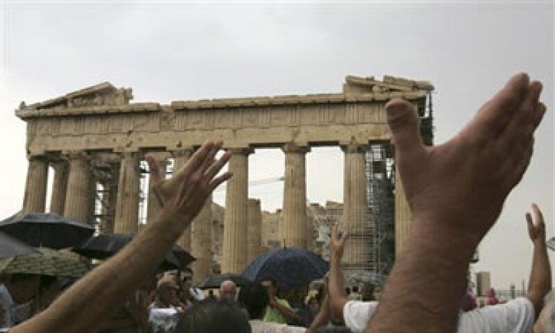 El Gobierno heleno acusó a los mercados de chantaje. (Foto: AP)