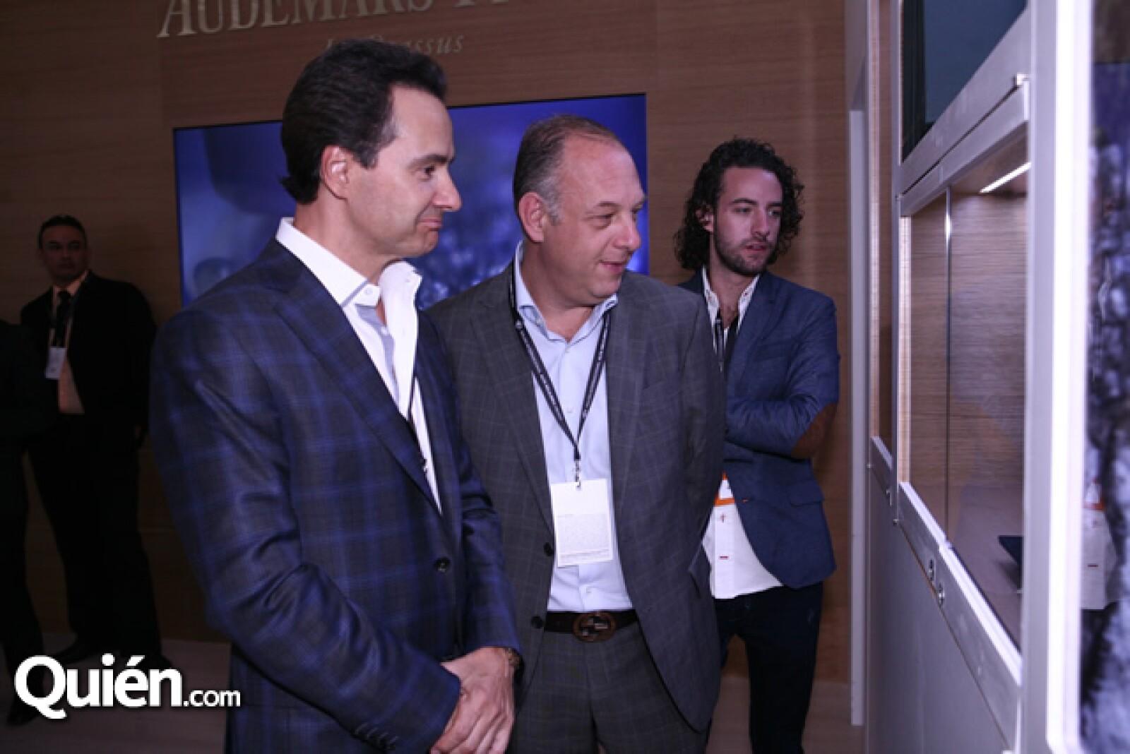 Alejandro Campo,Ari Berger,Alex Berger