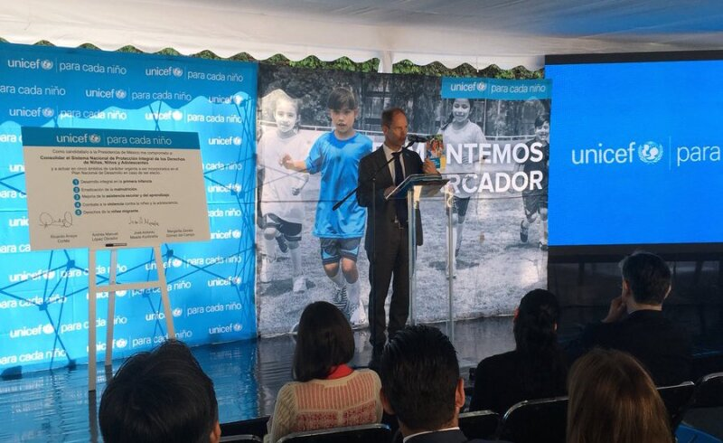 Estos compromisos le pide la Unicef a los presidenciables