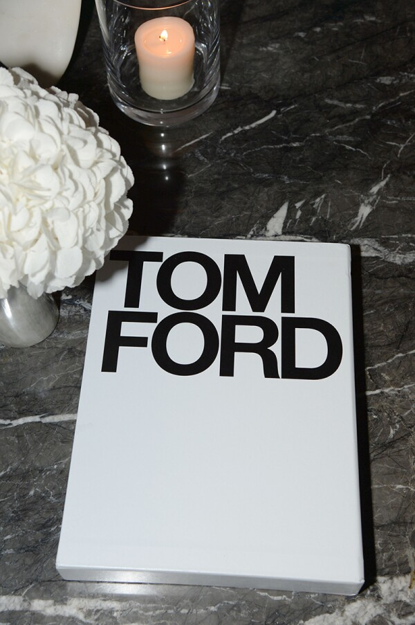 Tom Ford London flagship store launch party, London, Britain - 15 Sep 2013