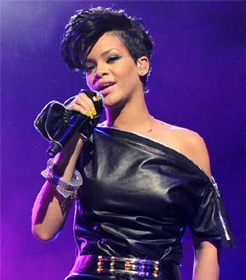 Rihanna es fanática del cardio.