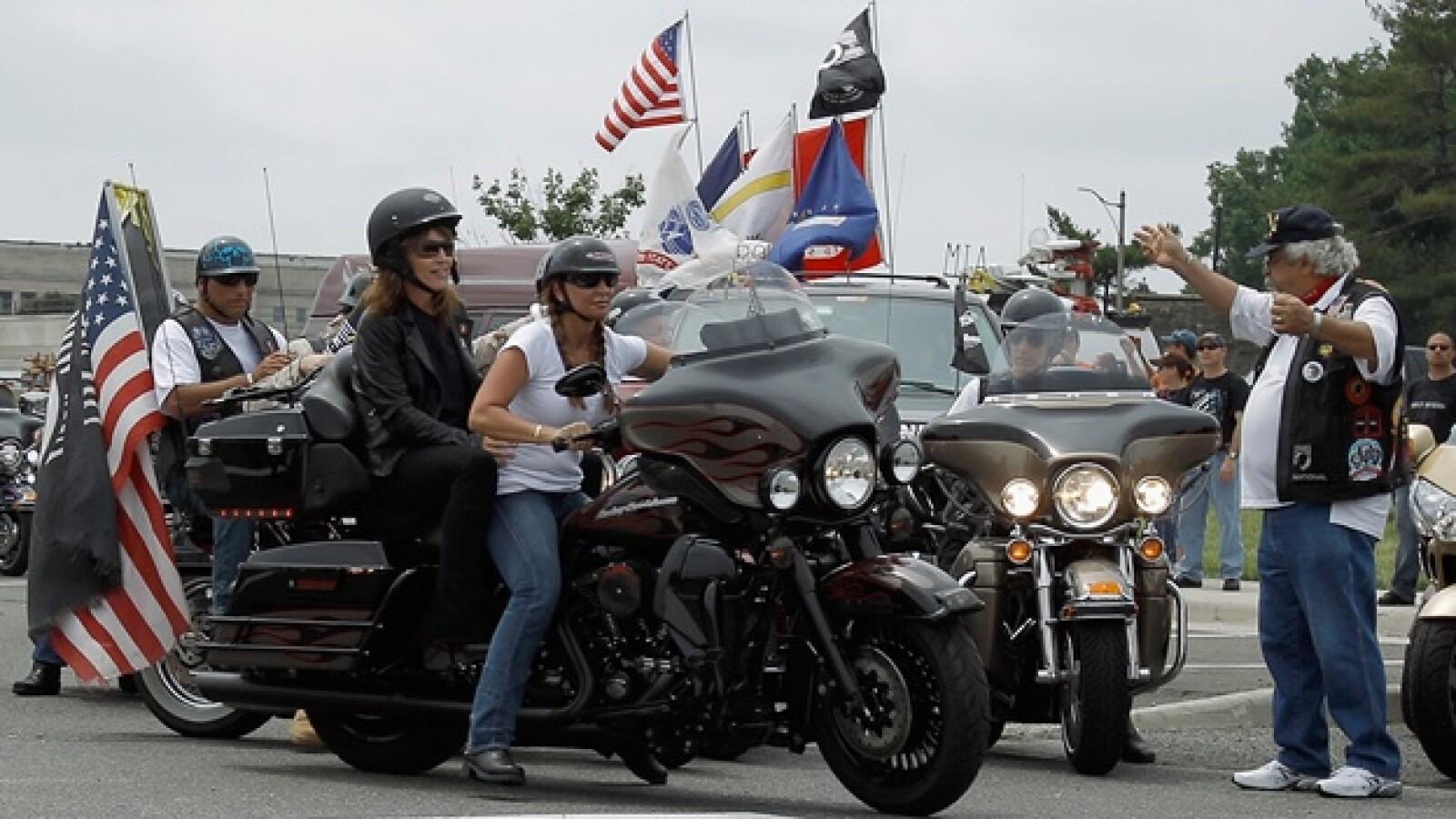 Sarah Palin - gira nacional