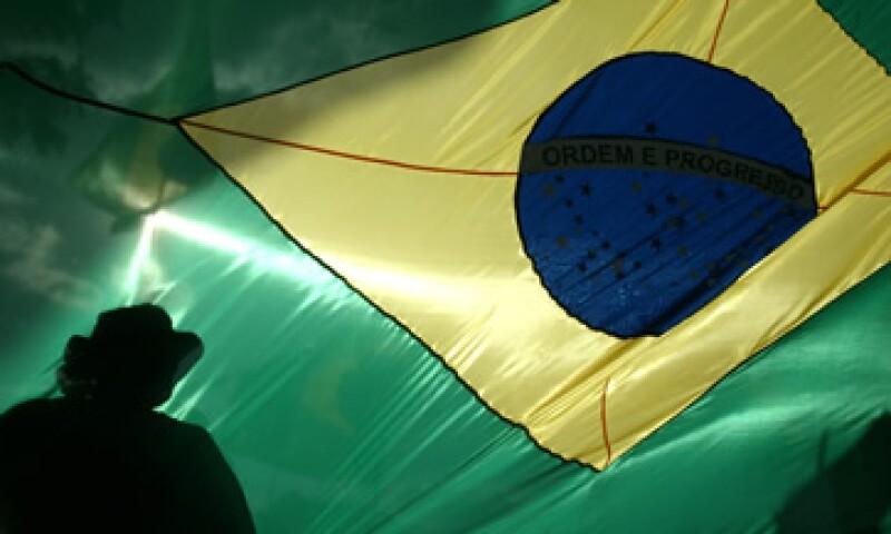 La Federación de la Industria de Sao Paulo estima una expansión económica de 1.8% este año, en Brasil. (Foto: AP)