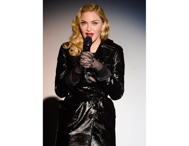 La Reina del pop se sinceró e hizo impactantes declaraciones de los momentos más traumáticos de su llegada a Nueva York cuando empeza a abrirse paso en la música.