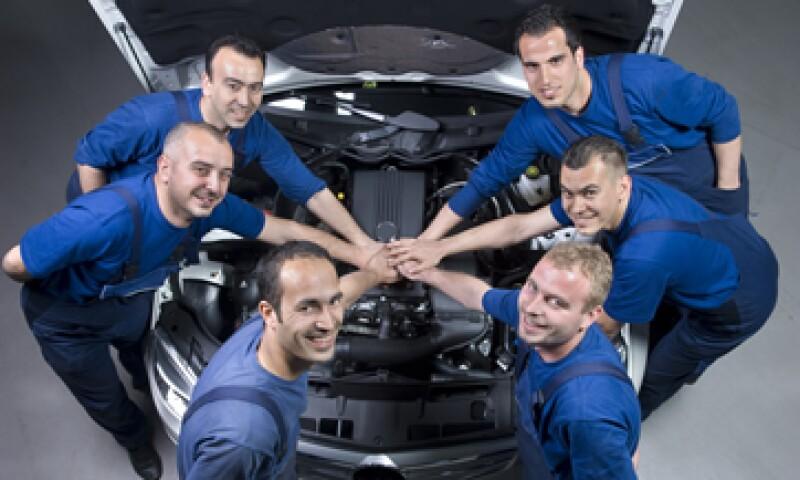 La cooperación no es sencilla entre feroces rivales del sector automotriz. (Foto: Getty Images)