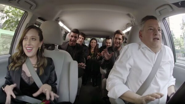 Carpool Netflix