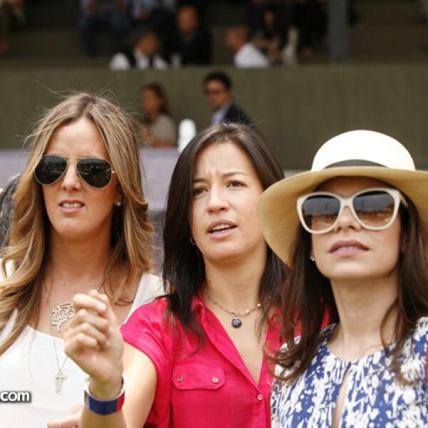 Jimena Arangoiz,Imelda de Alba,Andrea Turrent