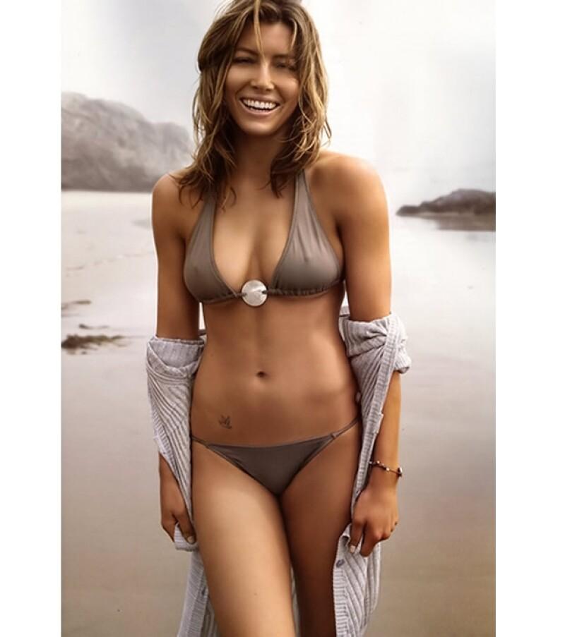 La actriz recién contrajo nupcias con Justin Timberlake el año pasado.